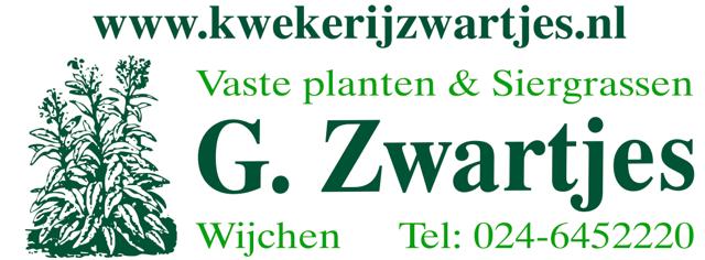 Kwekerij Zwartjes - Vaste Planten & Siergrassen